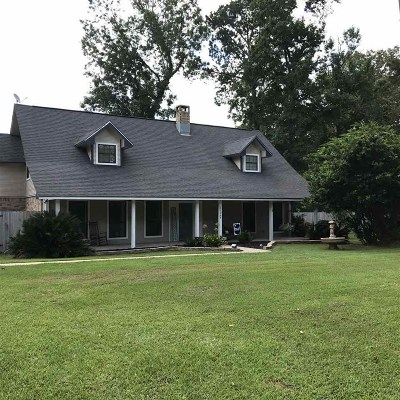 Kountze Single Family Home For Sale: 11064 Bonwell