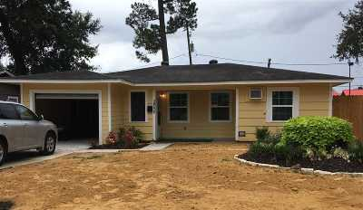 Beaumont Single Family Home For Sale: 3650 Lynwood Drive