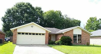 Beaumont Single Family Home For Sale: 5955 Windswept St