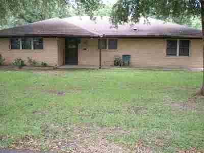 Port Arthur Single Family Home Pending Take Backups: 2129 Oak Ave