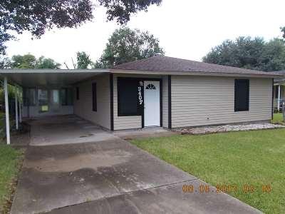 Nederland Single Family Home For Sale: 3407 Avenue D