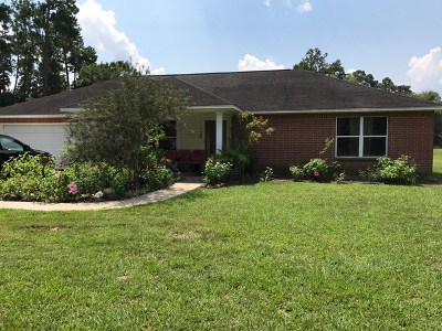 Kountze Single Family Home For Sale: 2422 Langston Loop