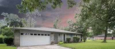 Vidor Single Family Home For Sale: 1680 Bluebonnet St