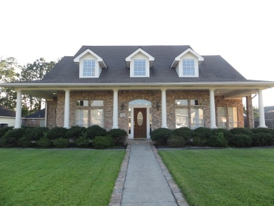 Lumberton Single Family Home For Sale: 7712 Moonglow Circle
