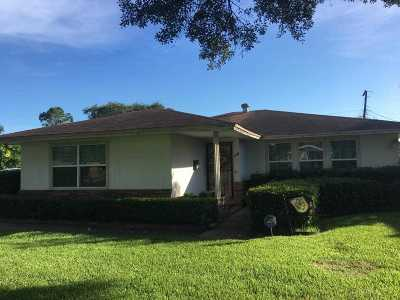 Port Arthur Single Family Home For Sale: 1511 Lakeview Avenue