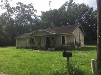Vidor Single Family Home For Sale: 1494 Shady Lane