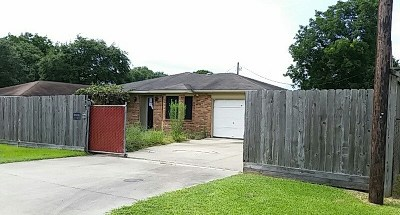 Beaumont Single Family Home For Sale: 1930 Chambless Dr