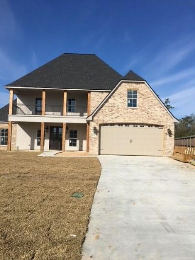Lumberton Single Family Home For Sale: 114 Mallory