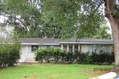 Port Arthur Single Family Home For Sale: 4324 36th St.