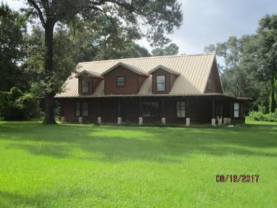 Kountze Single Family Home For Sale: 4102 Villa