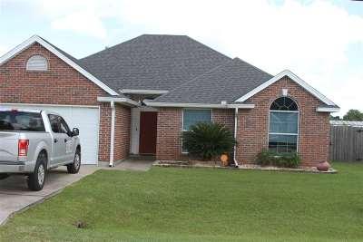 Lumberton Single Family Home For Sale: 5220 Westchase Loop