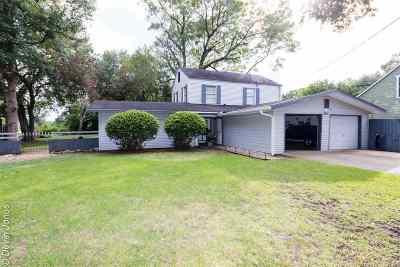 Port Arthur Single Family Home For Sale: 2316 Orchid St.
