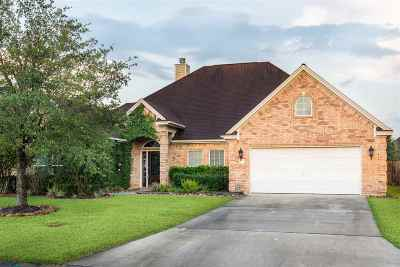 Beaumont Single Family Home For Sale: 2460 Sunflower