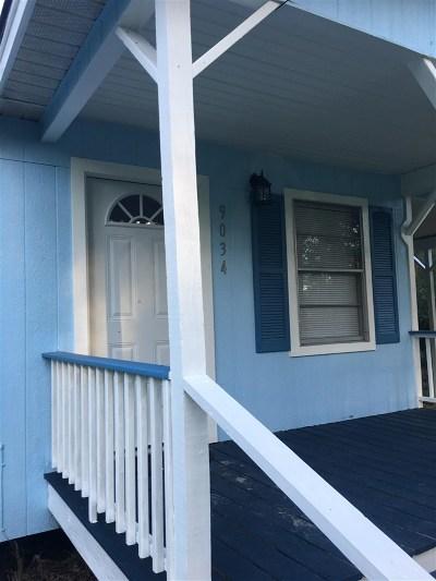 Lumberton Single Family Home Pending Take Backups: 9034 West Wind St