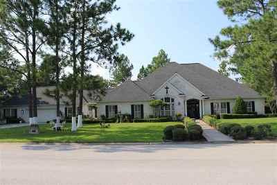 Lumberton Single Family Home For Sale: 7720 Cobblestone Terrace