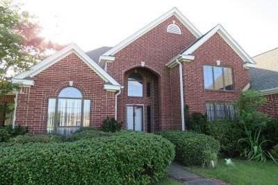 Port Arthur Single Family Home For Sale: 2255 Bayou Dr.