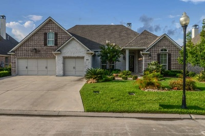 Beaumont Single Family Home For Sale: 7780 Deer Chase Dr.