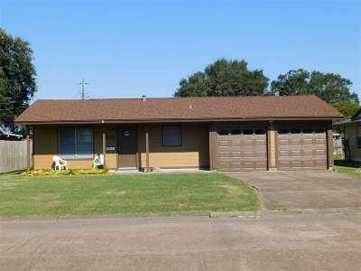 Nederland Single Family Home For Sale: 2716 Avenue N