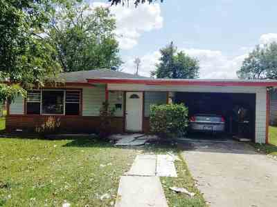 Beaumont Single Family Home For Sale: 7315 Click Dr