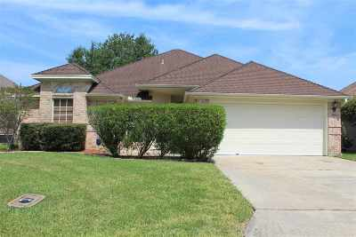 Beaumont Single Family Home For Sale: 7804 Blue Bonnet
