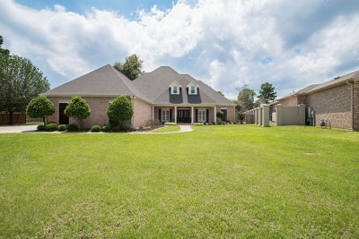 Lumberton Single Family Home For Sale: 5460 Manion Way