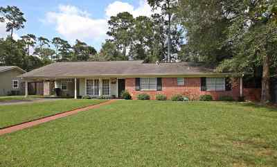 Beaumont Single Family Home For Sale: 5520 Hooks Ave.