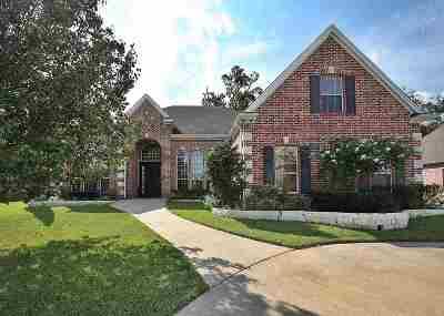 Lumberton Single Family Home For Sale: 5420 Lexington Circle