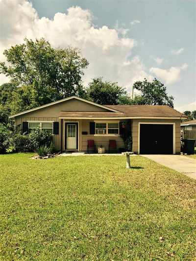 Beaumont Single Family Home For Sale: 5025 Bruce