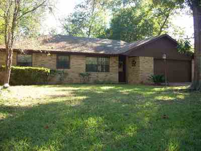 Lumberton Single Family Home For Sale: 250 Magnolia Trail