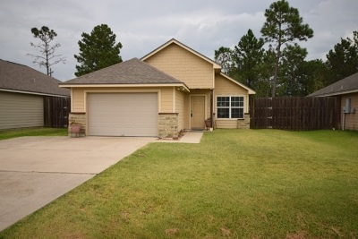 Lumberton Single Family Home For Sale: 6609 Palace