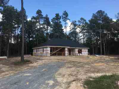 Kountze Single Family Home For Sale: 7500 Fm Rd 1293