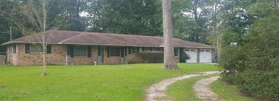 Kountze Single Family Home Contingent On Closing: 2139 Work Rd.