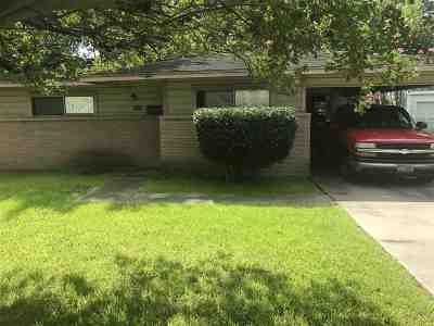 Port Arthur Single Family Home For Sale: 3040 & 3036 18th St