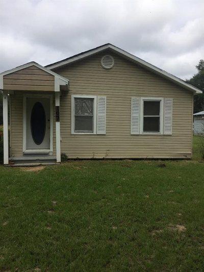 Lumberton Single Family Home Pending Take Backups: 107 Lumberton Dr