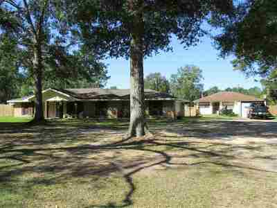 Vidor Single Family Home For Sale: 820 Concord