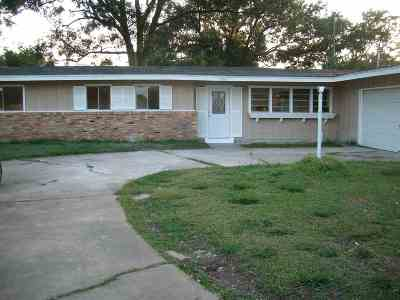 Port Arthur Single Family Home For Sale: 3801 Amherst St