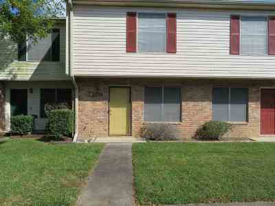 Beaumont Condo/Townhouse For Sale: 8734 Glen Meadow Ln