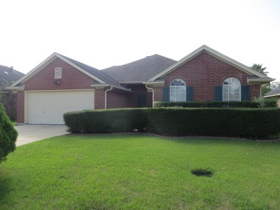 Beaumont Single Family Home For Sale: 5635 Jackie Ln