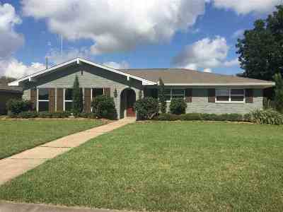 Nederland Single Family Home For Sale: 2708 Memphis