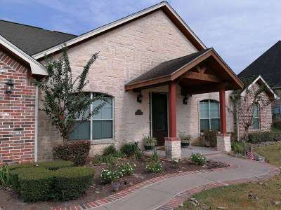 Lumberton Single Family Home For Sale: 5850 Lexington