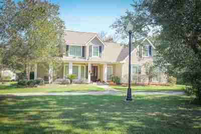 Kountze Single Family Home For Sale: 11188 Bonwell Loop