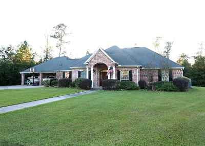 Lumberton Single Family Home For Sale: 5895 Lexington Circle