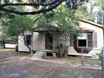 Lumberton Single Family Home For Sale: 125 Jordan Rd