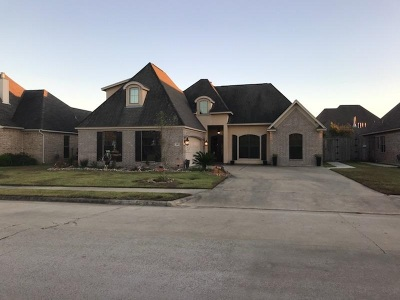Lumberton Single Family Home For Sale: 418 River Birch Dr.