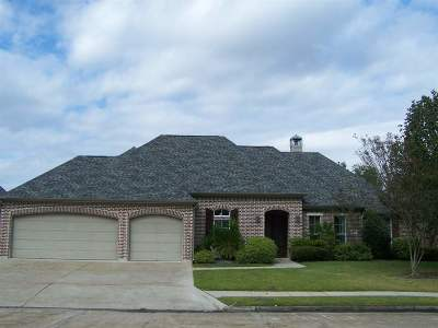 Beaumont Single Family Home For Sale: 6330 Claybourn Drive