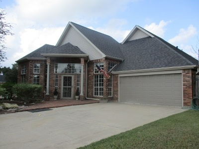 Vidor Single Family Home For Sale: 2280 Waterford Way
