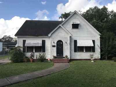 Beaumont Single Family Home For Sale: 750 Amarillo St