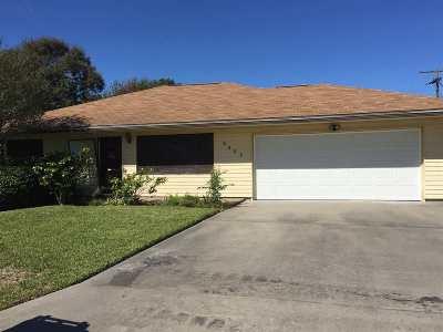 Port Arthur Single Family Home For Sale: 5257 Lakeside Dr.