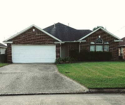 Beaumont Single Family Home For Sale: 5735 Alece Rd