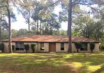 Beaumont Single Family Home For Sale: 7720 Yellowstone Dr